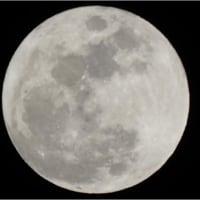 真冬の満月