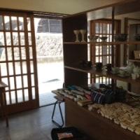 galerie terre 2014 春の店