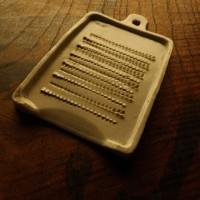 陶器製 おろし金