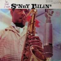 THE SOUND OF SONNY / SONNY ROLLINS  ・・・・・  本当は「鋼」のように・・・