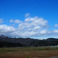季節の変わり目は天気が不安定。