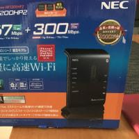 Wi-Fiが