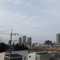 柏市 新築 地デジアンテナ BSアンテナ工事