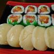 おつまみきゅうりとコストコのお寿司♪スパイス大使☆