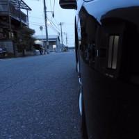 CR-Zのホイール交換 SSR GTX02