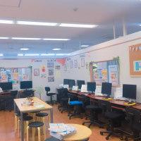 新しい教室 💕