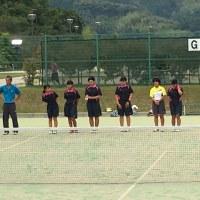 阿南市総合体育大会 ソフトテニス 団体戦