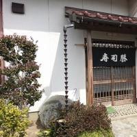 笠間市プラチナパスポート2㉔寿司勝「にぎり寿司」