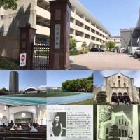 九州学院同窓会創立100周年記念礼拝に参加。レストバー★スターライト熊本  栄田修士