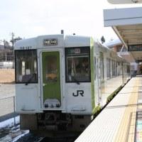 鉄道の復旧からみる被災地の復興 JR石巻線