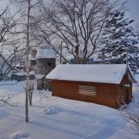 大雪翌々日