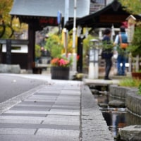 水の音色に誘われて ~松本・上高地への旅4「朝の市内散歩から上高地行きのバスへ」~