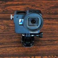 GoProHero5を52mmフイルター付き外枠ケースへ・・