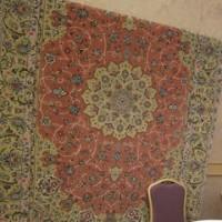 加賀市ペルシャ文化交流フェアの続きは絨毯です。NO.2(ちょっと試食も)
