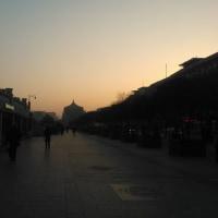 中国の大気汚染PM2.5