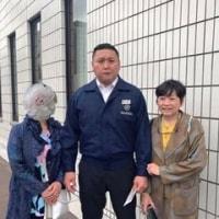 大人気の大相撲5月場所、大島親方大好き(*^^)v