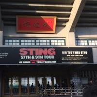 STING 57TH & 9TH TOUR (日本武道館)
