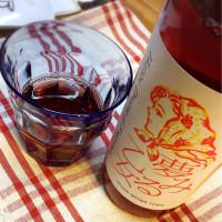 ワインと漆喰のお話。