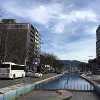 今日の京都・御池通り