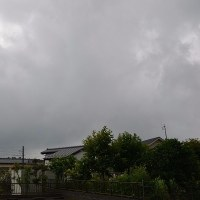 6月27日、午前9時過ぎの空模様
