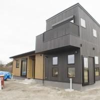 鹿屋の新築完成 一部完成写真