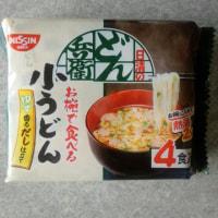 お椀で食べる 小うどん? (●^o^●)