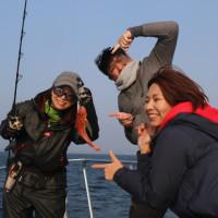 12月6日 釣り女子会