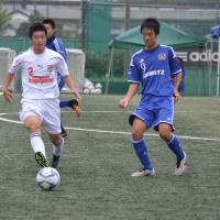 東京都U-18サッカーリーグT1第18節 vs成立学園中学・高等学校