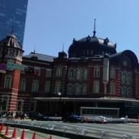 久し振りの東京駅でした。