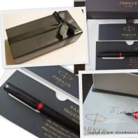 銀座・伊東屋×『PARKER』=世界で最も愛されているペンとのトークイベントと新製品INGENUITY(インジュニティ)