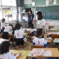 隼人中学校職場体験
