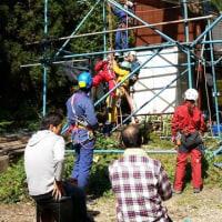 Cave Rescue Training 洞窟救助訓練~♪