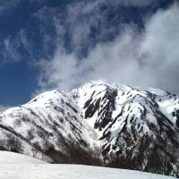 今日の越後駒ケ岳
