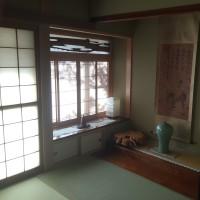 出書院の窓