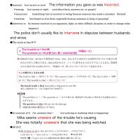 2限目 語彙 No.2