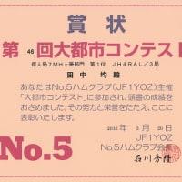 【結果】大都市コンテスト[2016]