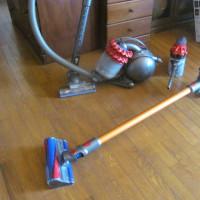 ダイソンの掃除機