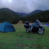 マキノ高原キャンプツーリング