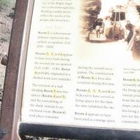 グランドキャニョン谷底往復;第3日目(4);トレッキング1日目(4);谷底の幕営地に到着