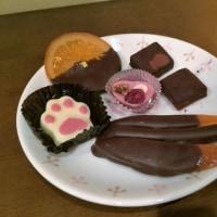 グルミットさんのチョコレート