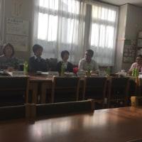 学校運営協議会・PTA広報委員会座談会