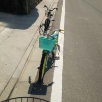 サイクリングする