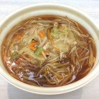 かながわサンマー麺を頂きました。 at セブンイレブン 横浜クロスゲート店