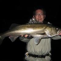 晩秋の釣り
