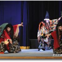 中川戸神楽団「青葉の笛」⑰