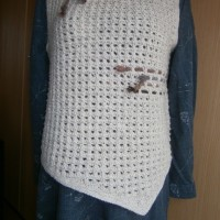 手編みのリメイクは楽しい~