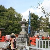 2017年4月22日 (土)山梨県県甲府市の武田神社へ参拝に行きます。
