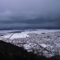 2017年1月17日(水) 猪子山(滋賀県能登川町 268m)