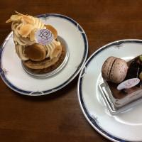 美味しいケーキ屋さん発見!