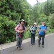 3 可部冠山(736m:安佐北区)登山  スタート前にアクション
